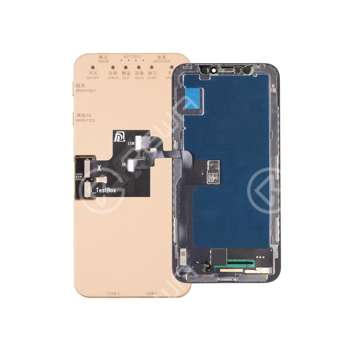 S300 iTestBox Display And Touch Multi-function Tester For iPhone 6S - 12 Pro Max