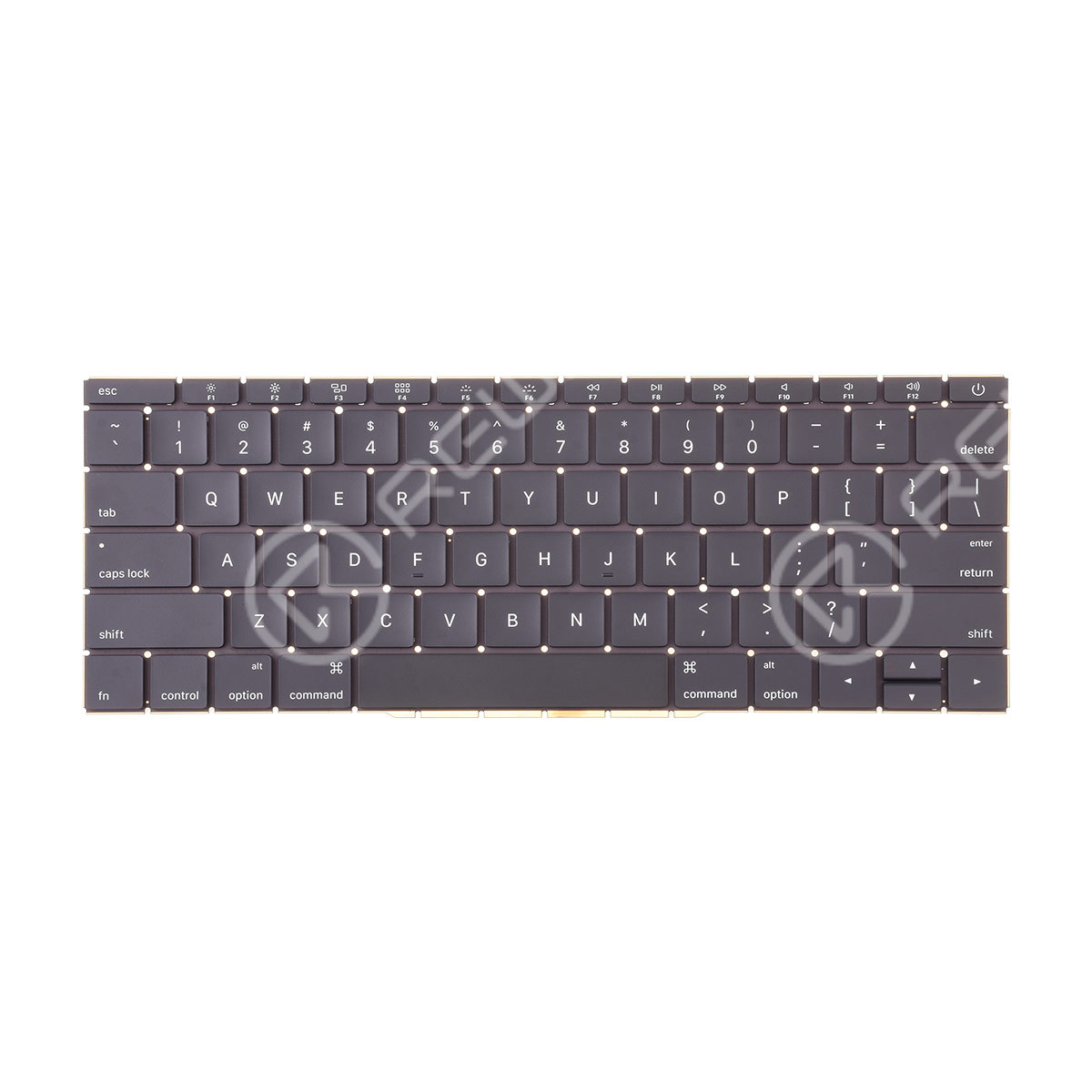 For MacBook Air 13 Inch A1708  Layout Keyboard (US ENGLISH) with Backlight Replacement