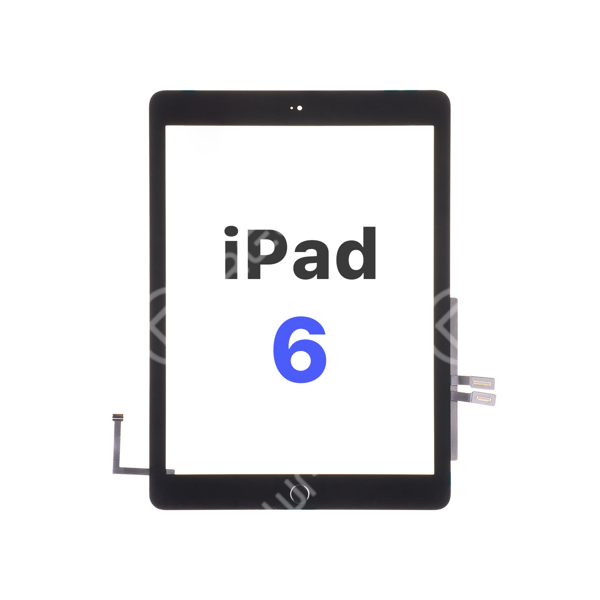 For Apple iPad 6 Touch Screen Digitizer Assembly Replacement