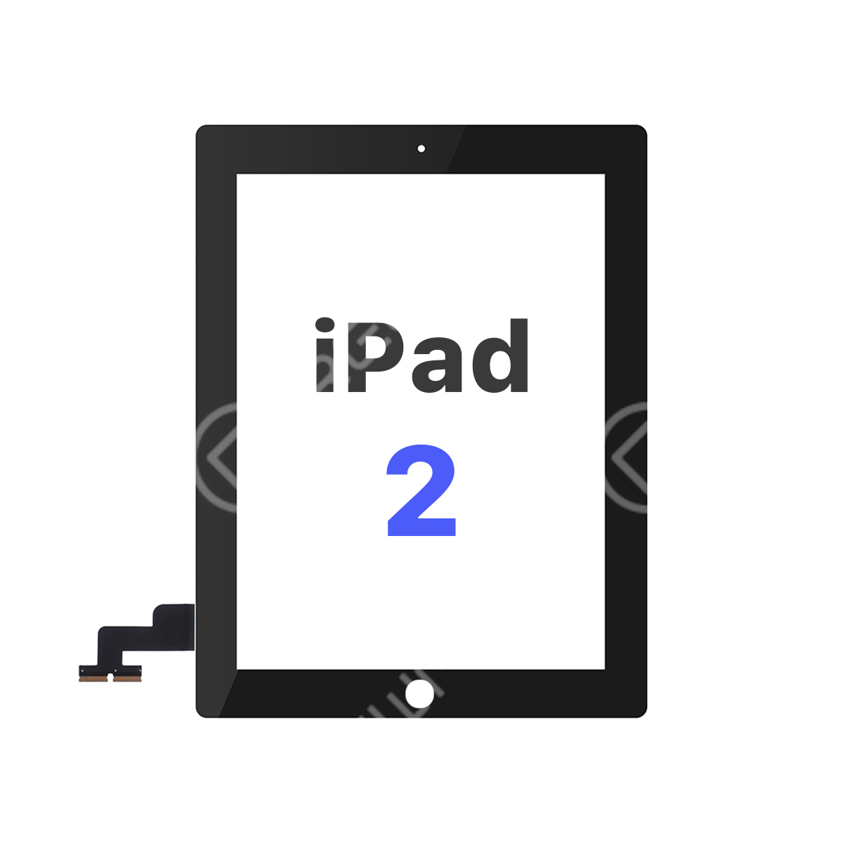 For Apple iPad 2 Touch Screen Digitizer Assembly