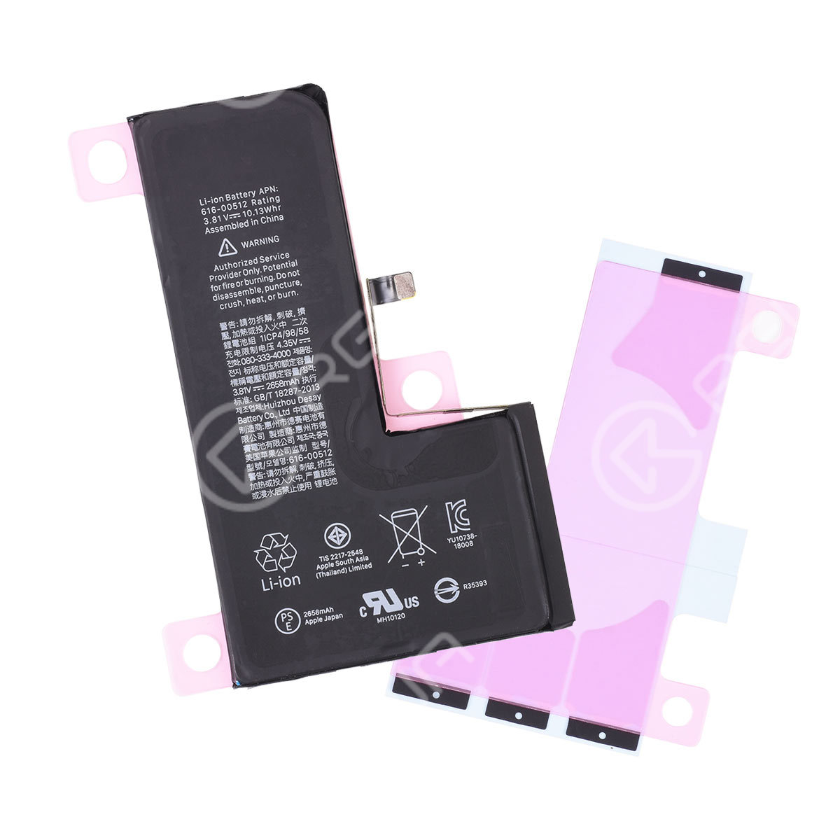 For Apple iPhone XS Battery Replacement OEM NEW