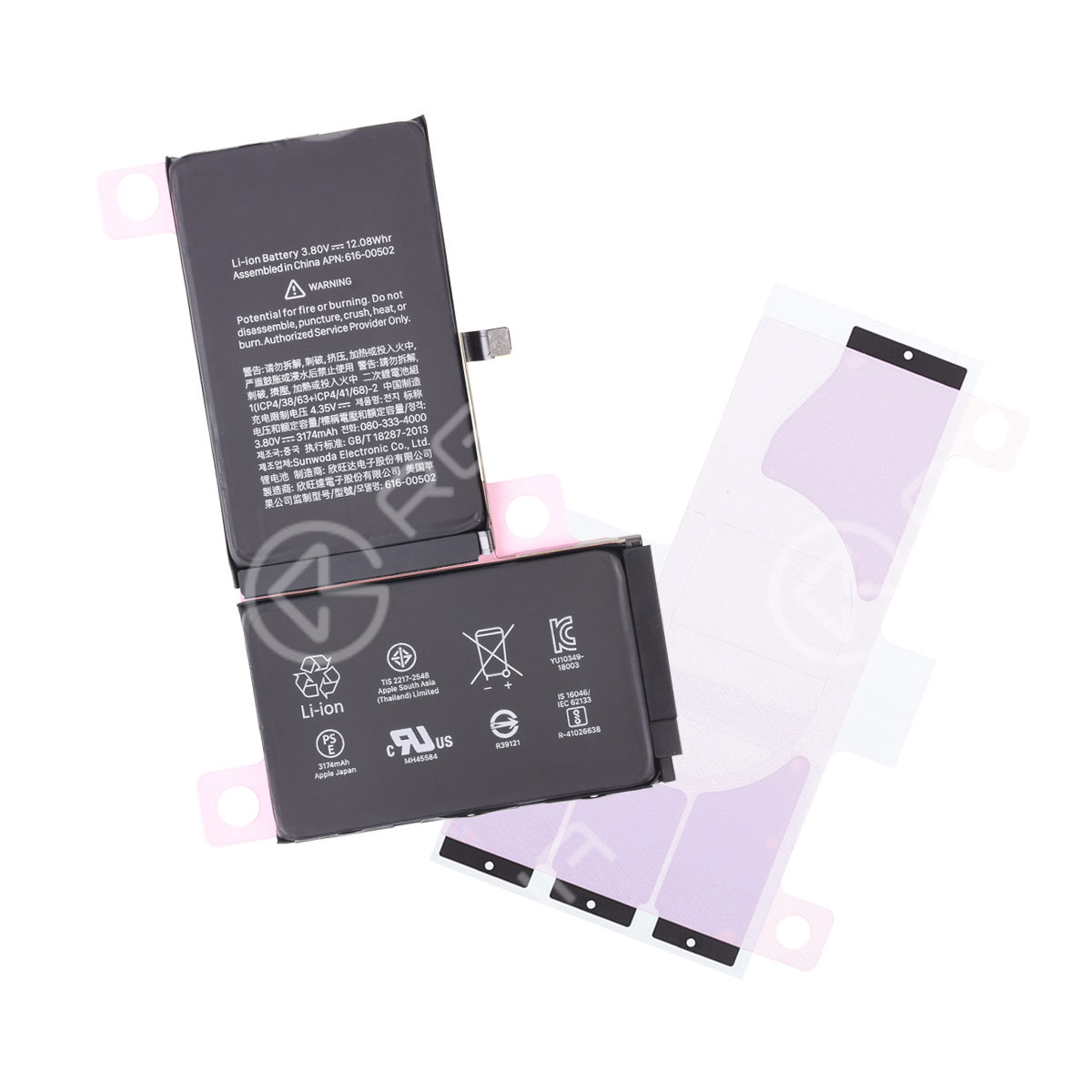 For Apple iPhone XS Max Battery Replacement OEM NEW