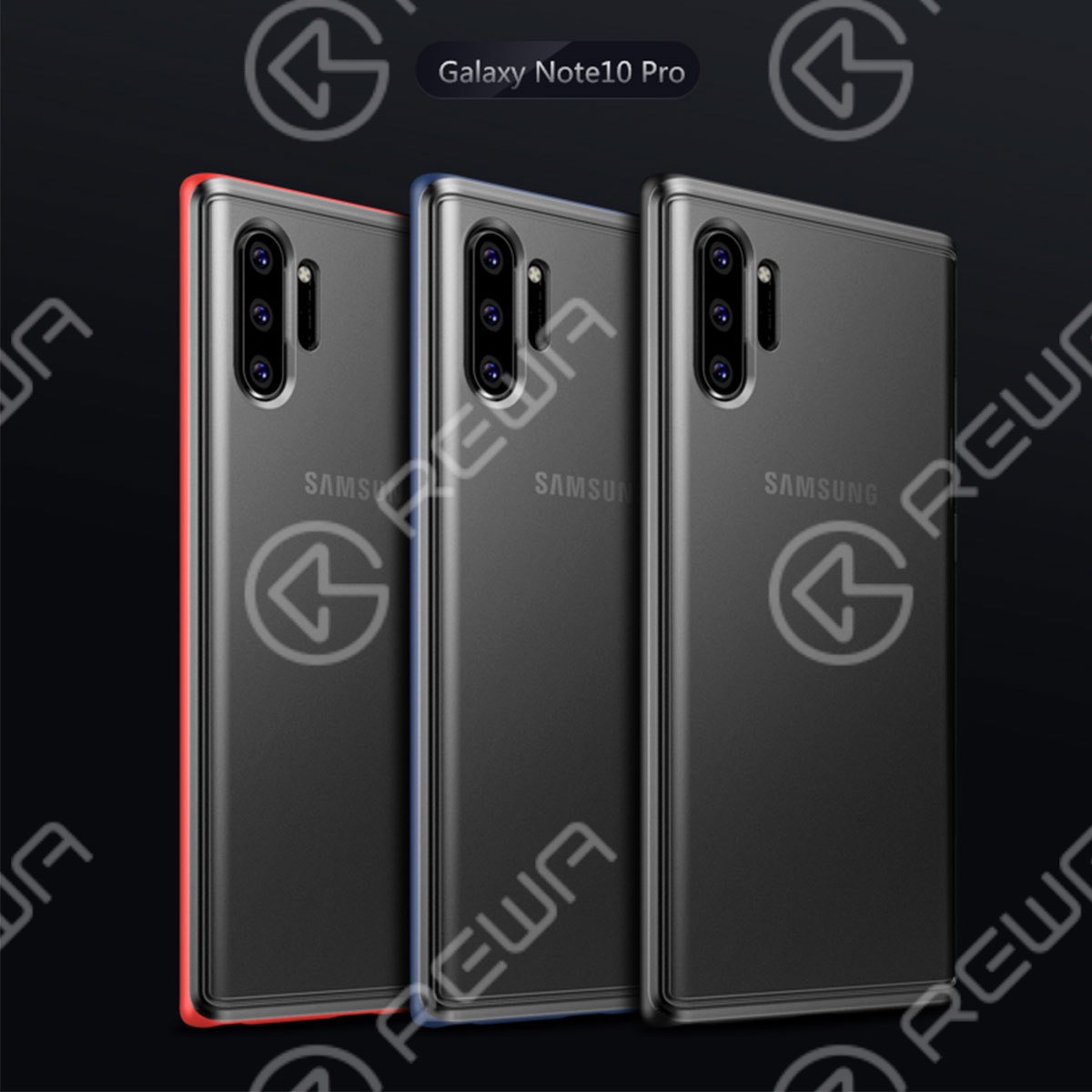 Magic Series Tpu Sides With Mattle PC Cover Phone Case For SAMSUNG