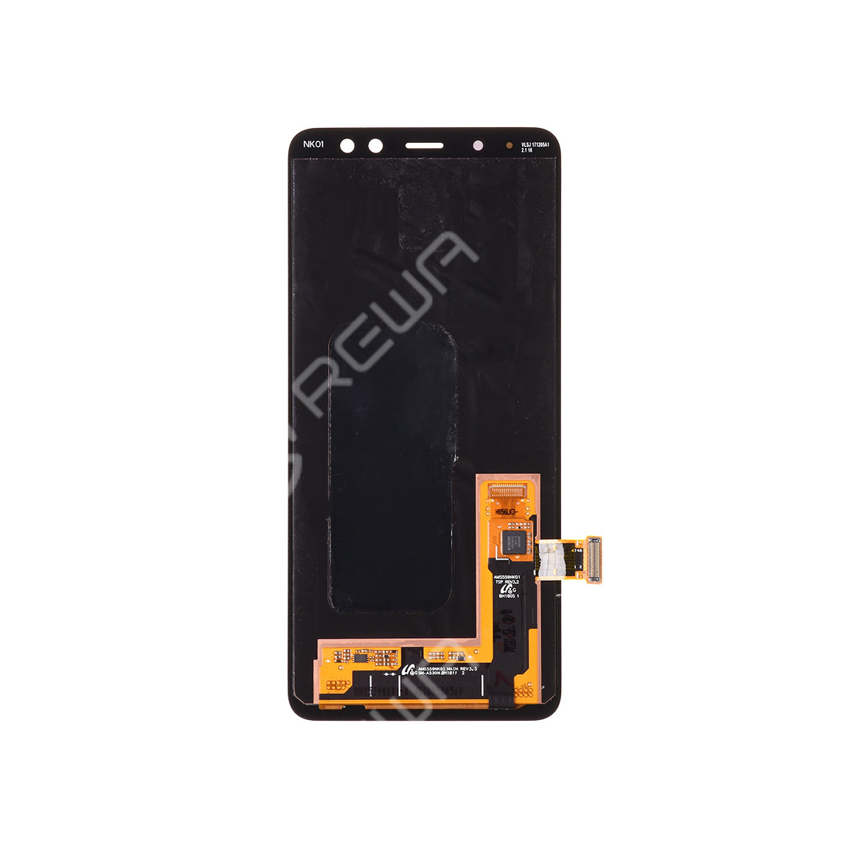 For Samsung Galaxy A8 OLED Display and Touch Screen Digitizer Assembly
