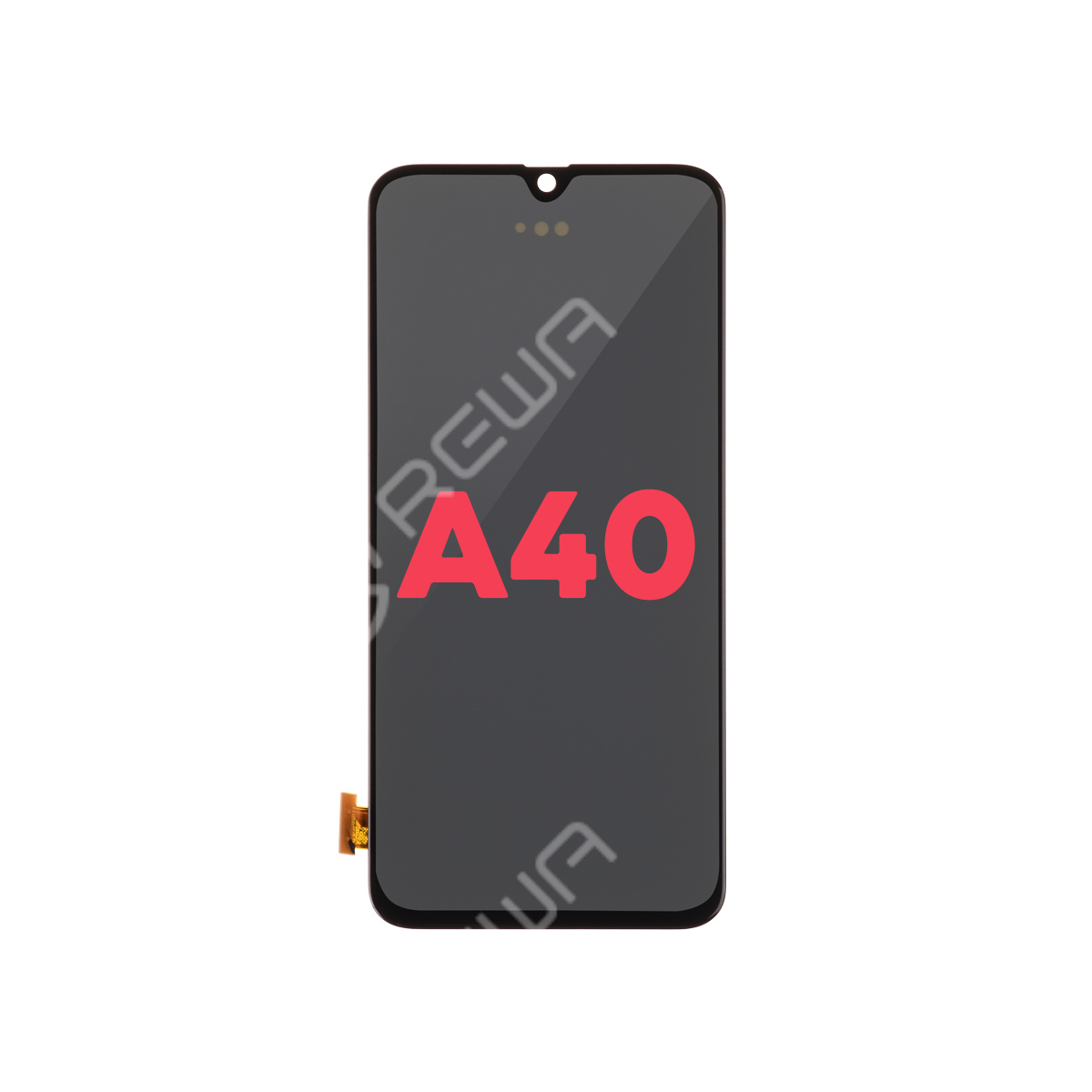 For Samsung Galaxy A40 OLED Display and Touch Screen Digitizer Assembly