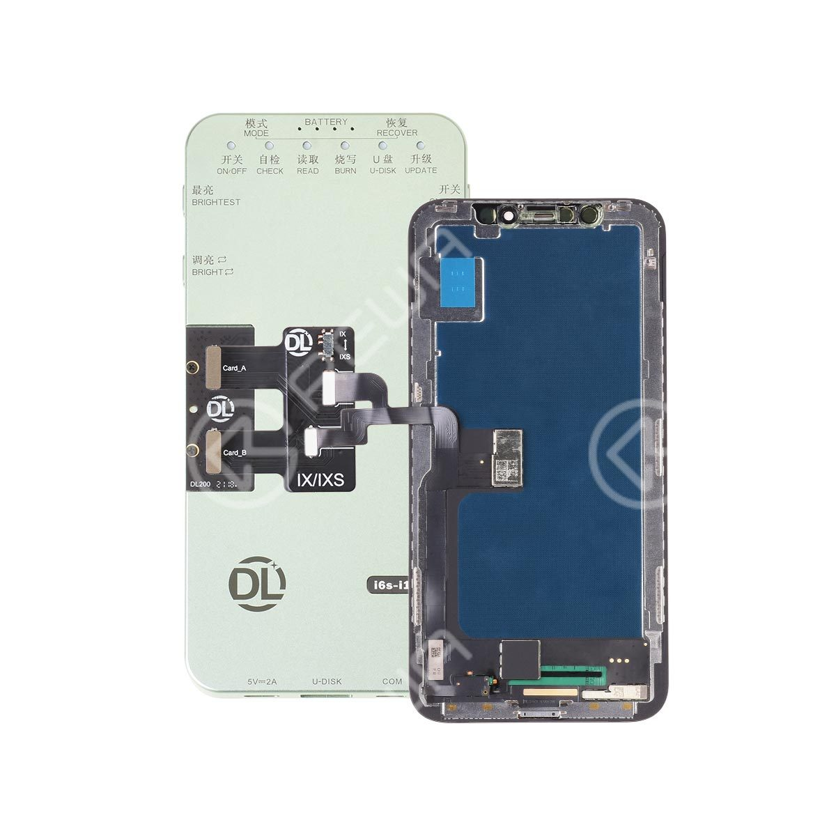 DL200 Display And Touch Intelligent Multifunction Tester For iPhone 6S - 12 Pro Max