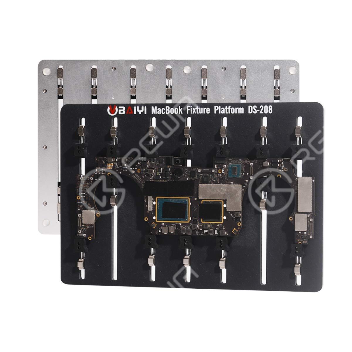BAIYI DS-208 MacBook Fixture Platform for Motherboard Repair